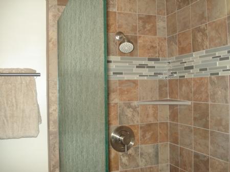 b- side bath