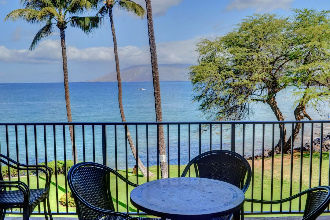 Incredible view from your private lanai