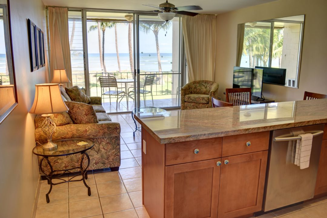 Your oceanfront paradise condo