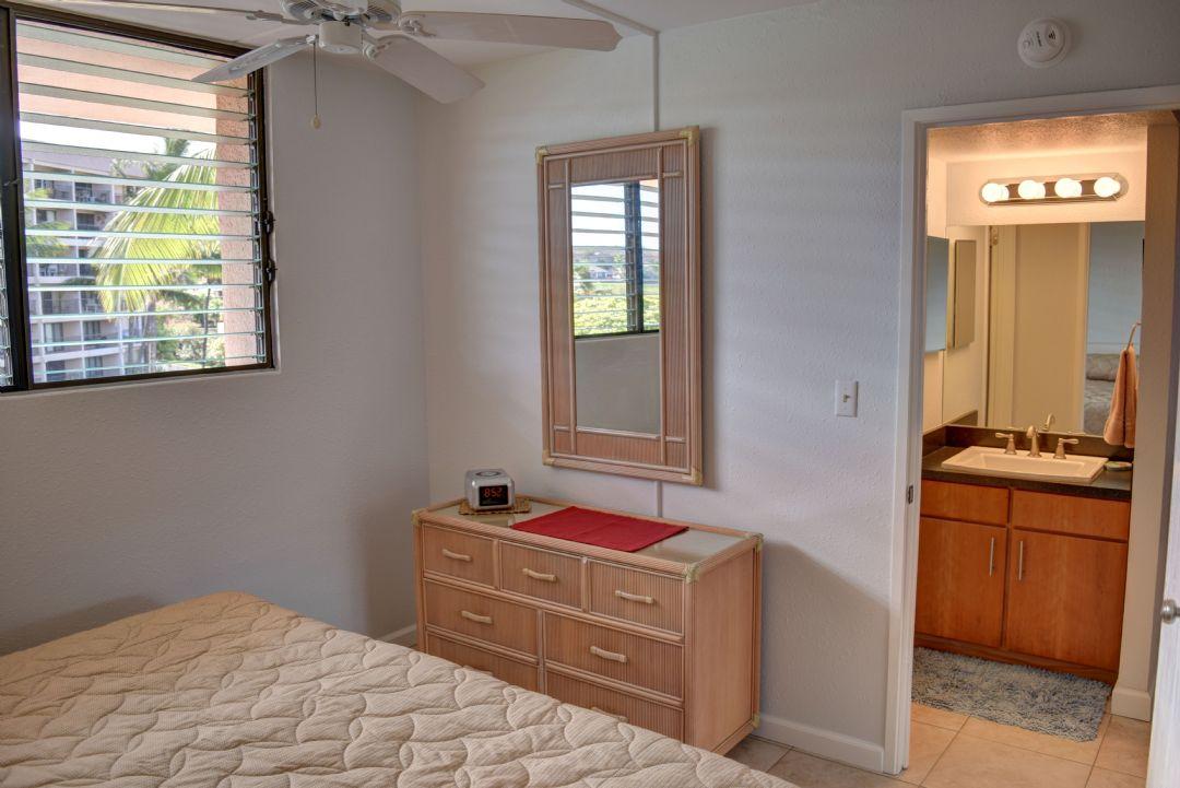 Bathroom close to guest bedroom